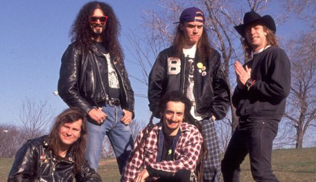 """Angel Dust"" era Faith No More"